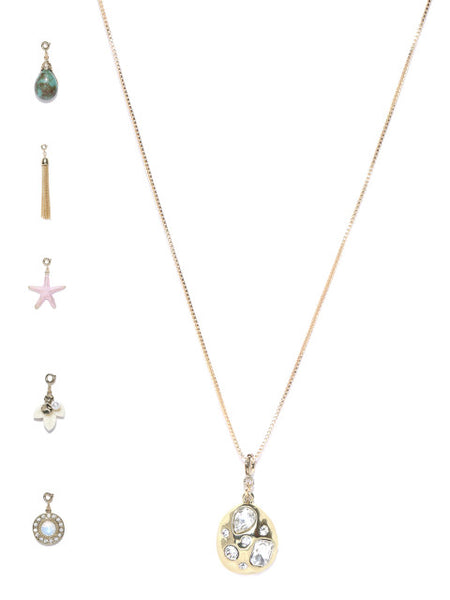 Limited Edition 6-in-1 Detachable Pendant Necklace Set