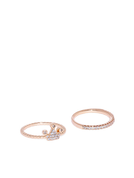 Princess Ring Fine Jewellery Set