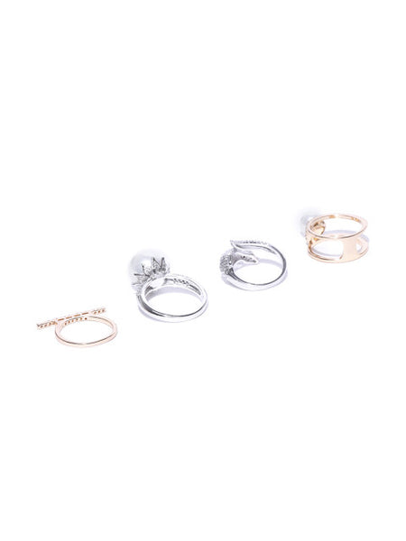 Stackable Ring Set - ChicMela