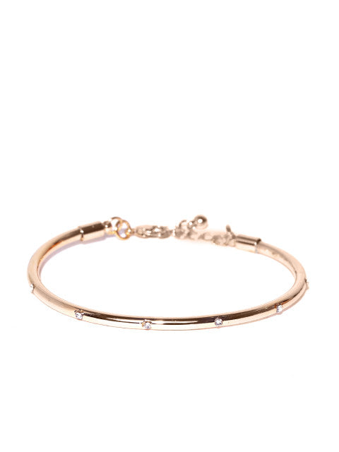 London-Haru Bracelet in Rose Gold - ChicMela