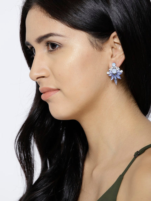 Sky Blue Earrings - ChicMela