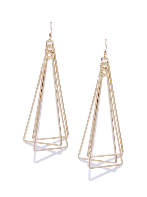 Stunning Conical Statement Earrings - ChicMela