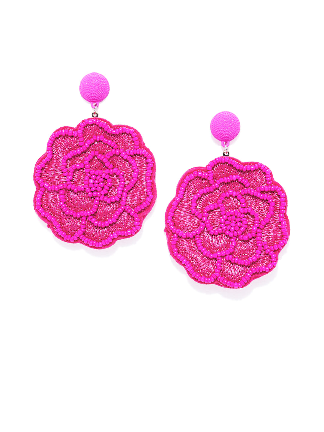 Roseberry Earrings - ChicMela