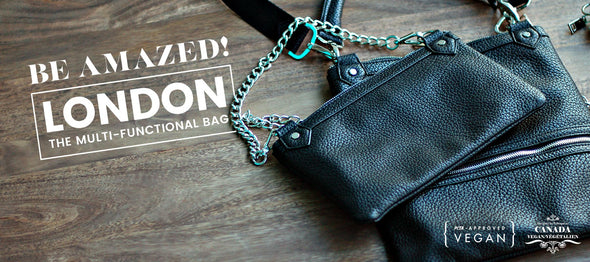 30cef8a9f68f Trend Setting Handbags Designer Peta Approved Vegan Totes Crossbody ...