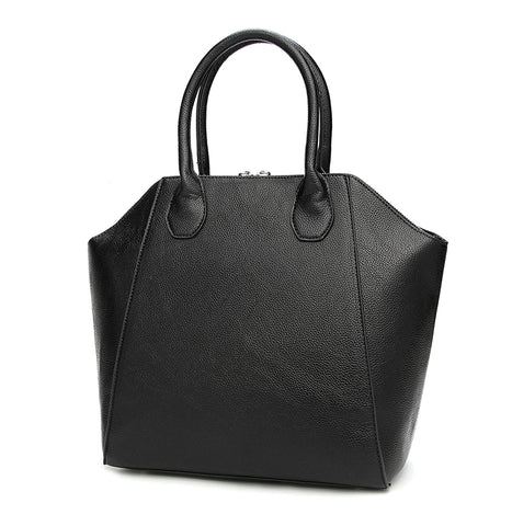 Alice Structured Handbag Black