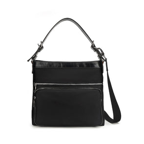 Brussels Chic messenger shoulder handbag