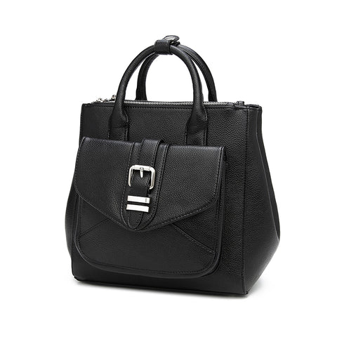 Kate Expandable Tote Black