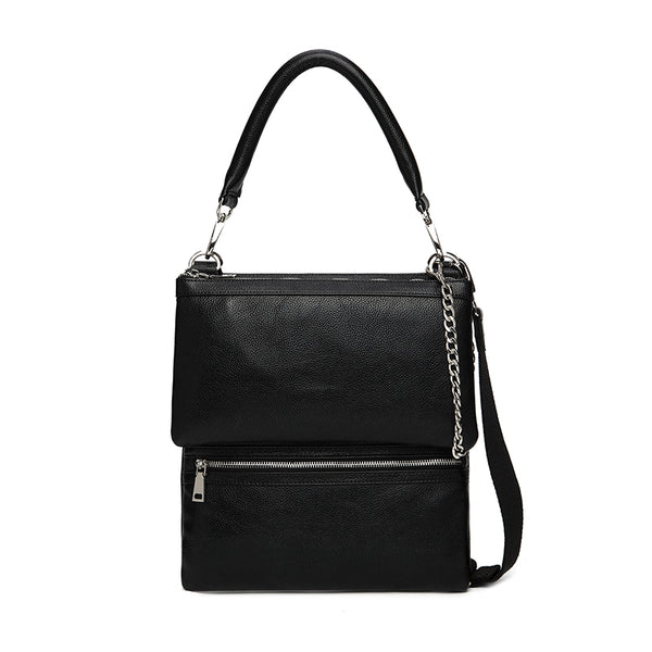 London Multi-functional CrossBody Handbag Black
