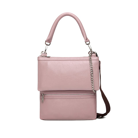 London Multi-functional CrossBody Handbag Rosé