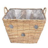 Banana leaf Nature Real Garden Basket