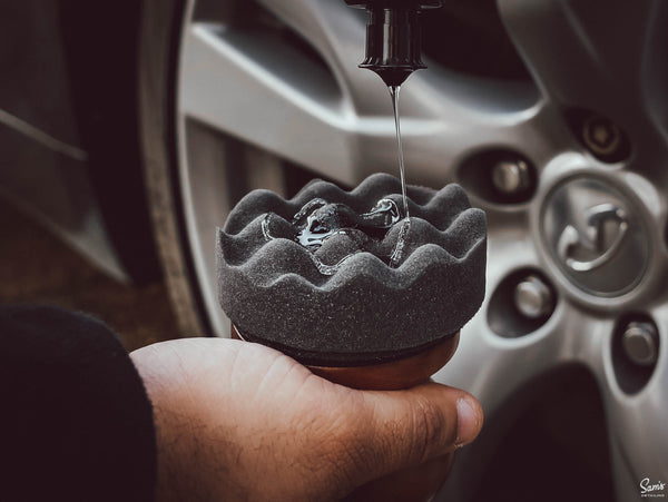 Wooden Puck - Accessories - Sam's Detailing