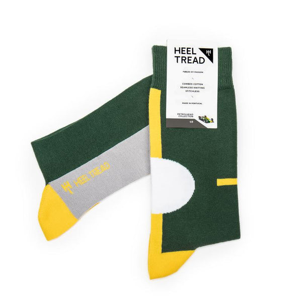 Calze Socks Lotus 49 - Heel Tread