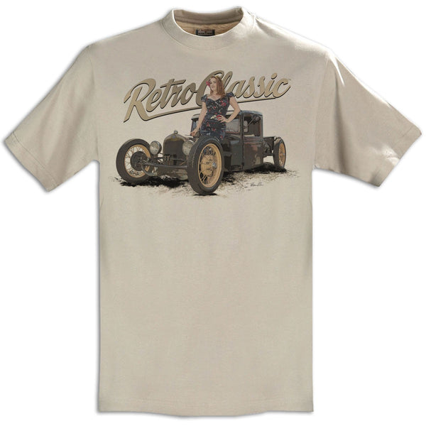 T-shirt Maria (Bellamari) Hernandez - Dirty Farm Truck - Retro Classic Clothing