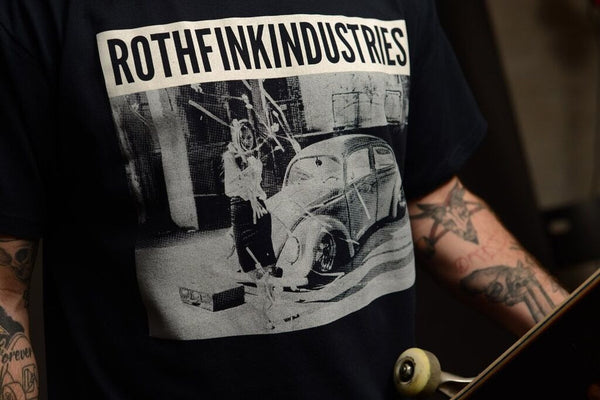 T-shirt 49 Club Rossa Red - Rothfink