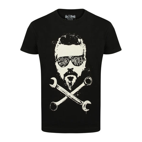 T-shirt Gas Monkey Garage GMG RR Shades - Kustom & American Brands