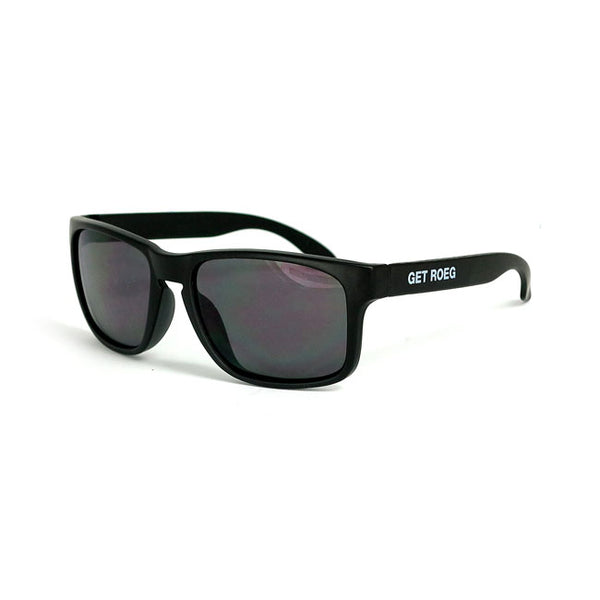 Roeg Sunglasses Billy Occhiali Sole Black Neri - Kustom & American Brands