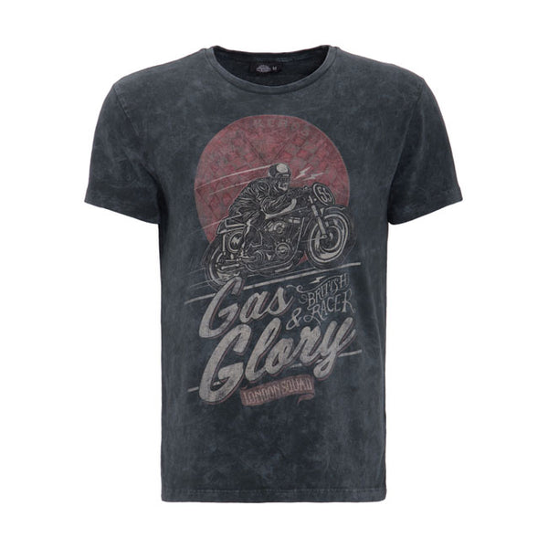 T-shirt King Kerosin Gas & Glory - Kustom & American Brands