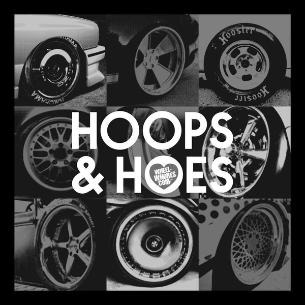 Hoops and Hoes Canotta Racerback Woman Wheel Whores Italia