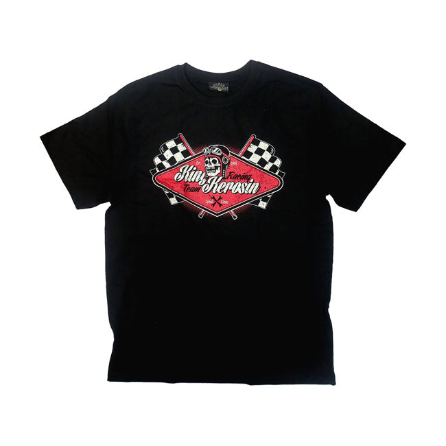 T-shirt King Kerosin Racing Team - Kustom & American Brands