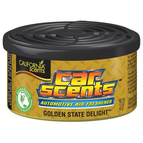 "Air Freshener Profumo Auto in Barattolo ""GOLDEN STATE DELIGHT""- California Scents"