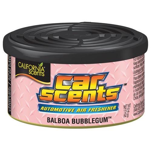 "Air Freshener Profumo Auto in Barattolo ""BALBOA BUBBLEGUM""- California Scents"