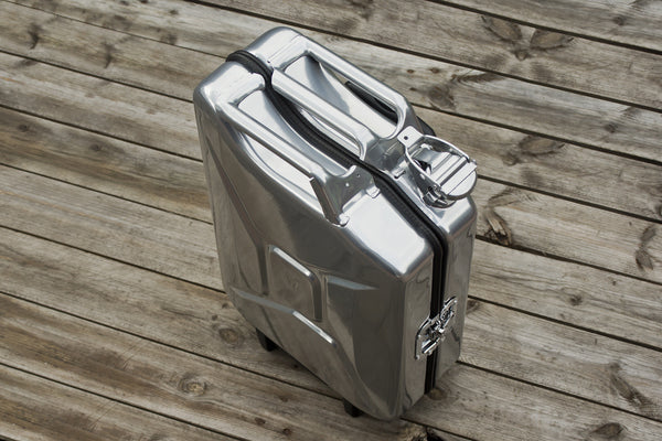 Trolley Tank - Tanica CROMO - CHROME G-Case