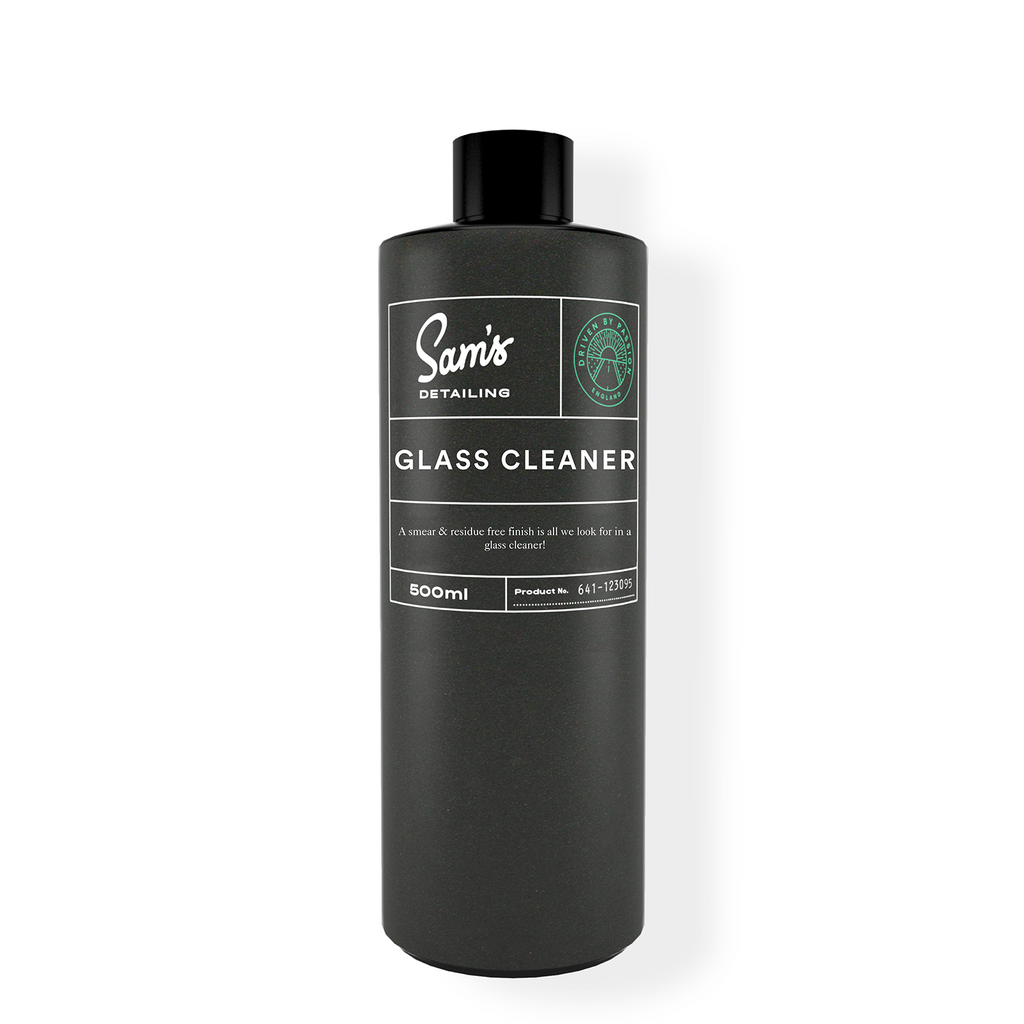 Glass Cleaner 500ML - Wash - Sam's Detailing