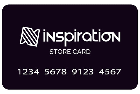 Store Card - Gift Card - Inspiration Store