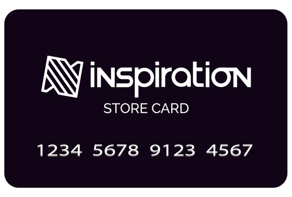RICARICA Store Card - Gift Card - Inspiration Store
