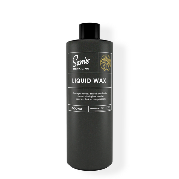 Liquid Wax 500ML - Protect - Sam's Detailing
