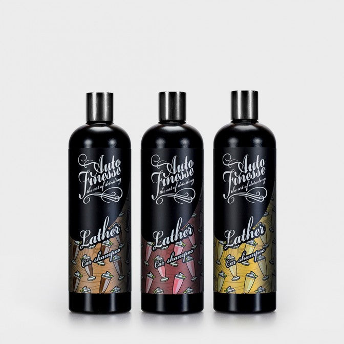 Lather Shakes 500ml - Shampo Auto Profumato Ph Neutro - Auto Finesse