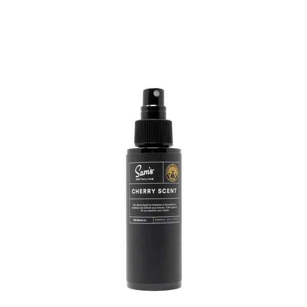 Profumo Spray Ciliegia - Cherry Scent 100ML - Interior - Sam's Detailing