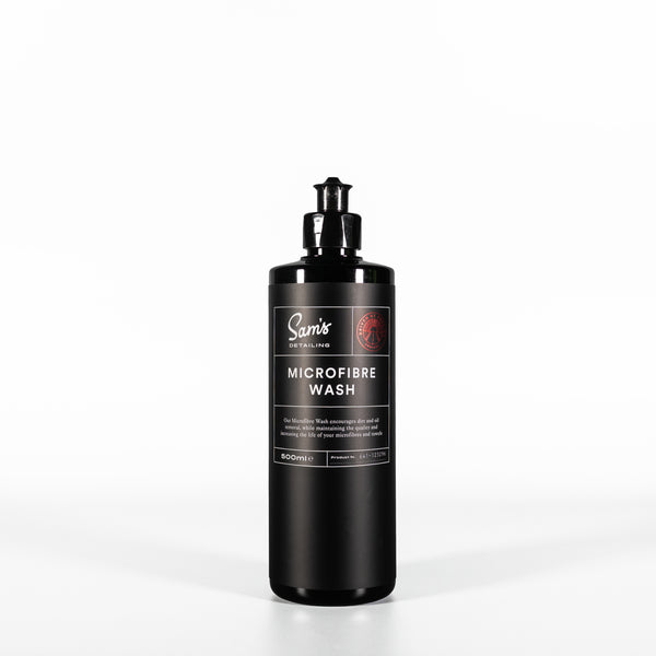Microfibre Wash 500ML - Accessories - Sam's Detailing
