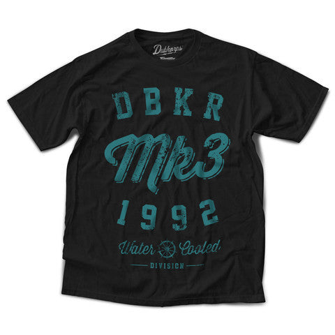 DubKorps - MK3 Watercooled Div. T-shirt