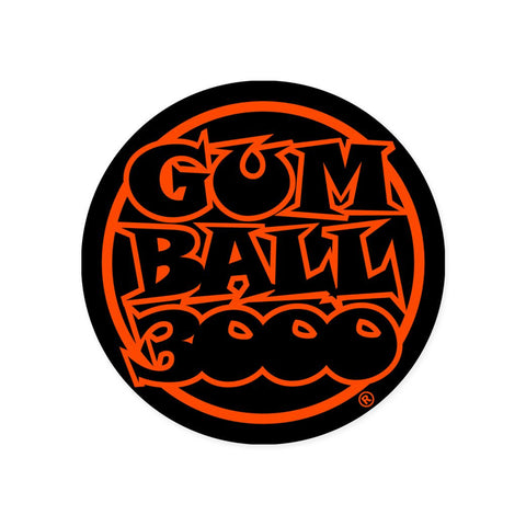 OG Logo Sticker Pack Gumball3000
