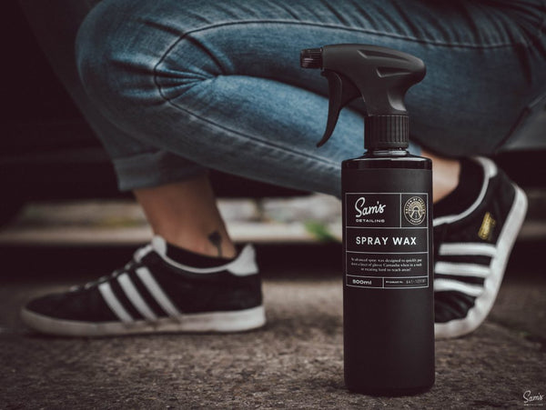 Spray Wax 500ML - Protect - Sam's Detailing