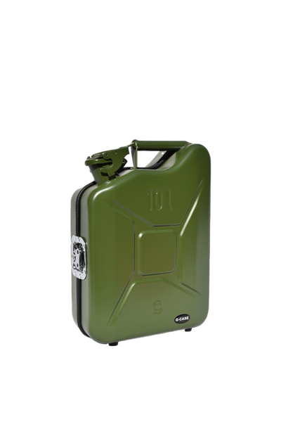 Mini Tank - Mini Tanica Military Green Verde Militare G-Case