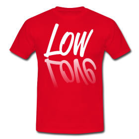 "Tshirt ""Low Love"" - Peace and Low Petrolhead Clothing"