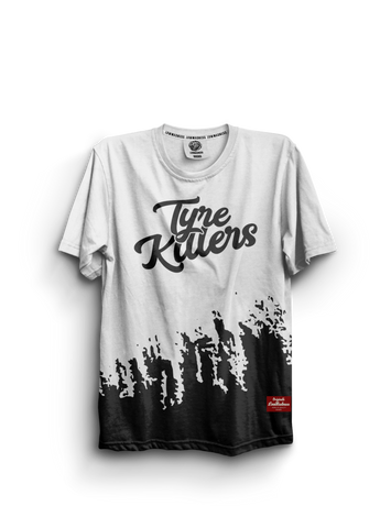 Tyre Killers T-shirt - Lowmadness