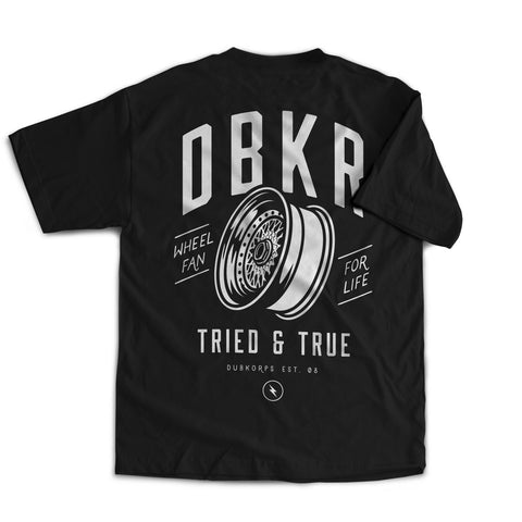DubKorps - Wheel Fan V2 T-shirt