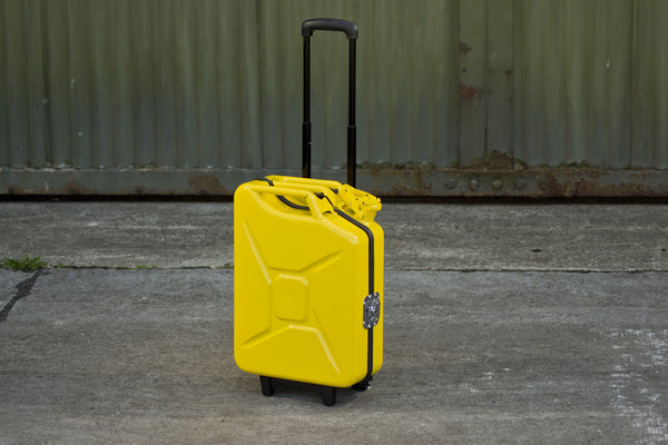 Trolley Tank - Tanica GIALLO YELLOW G-Case