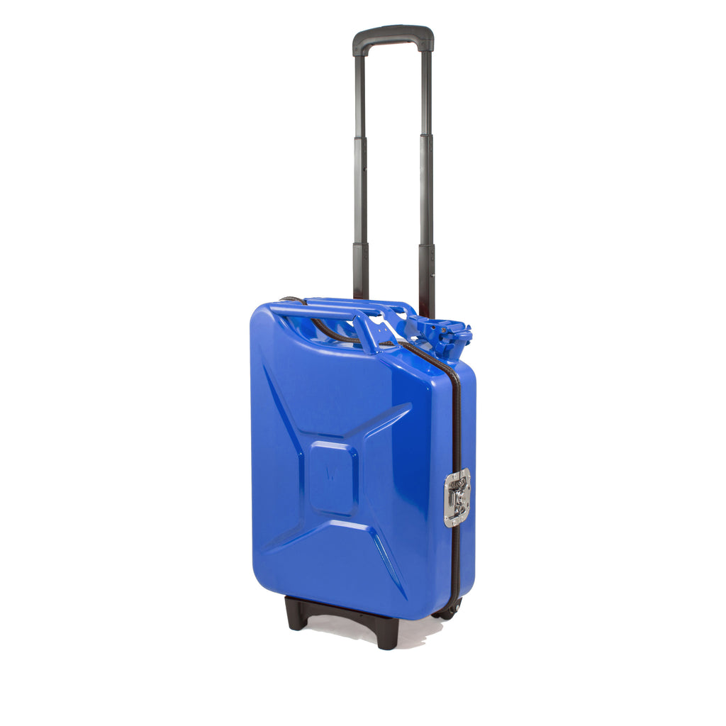 Trolley Tank - Tanica Blu - Blue G-Case