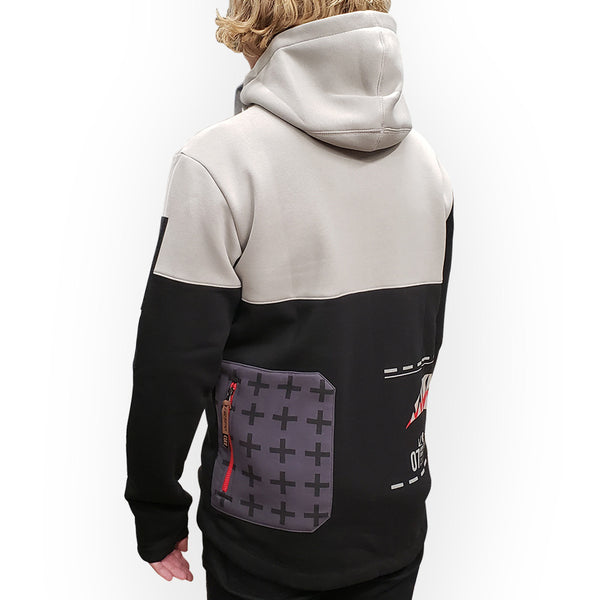 Felpa Sweatshirt Zip Tech - CIAY