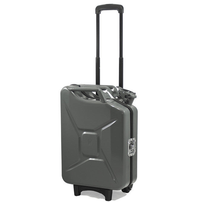 Trolley Tank - Tanica GRIGIO ANTRACITE - DARK GREY G-Case