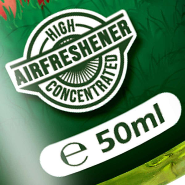 Airfreshener Profumo Spray - Summer Grass Cut 50ml  - ShinyChiefs