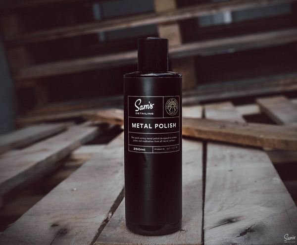 Metal Polish 250ML - Polish - Sam's Detailing