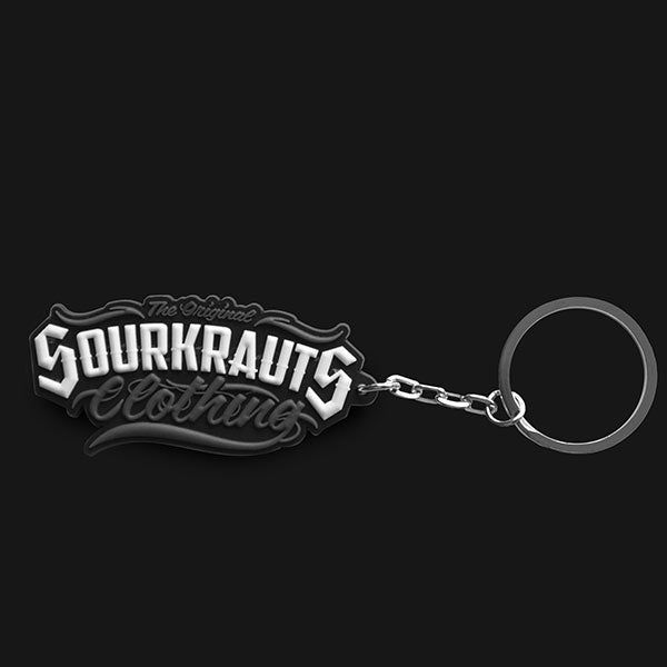 Portachiavi Original Clothing Keychains - Sourkrauts