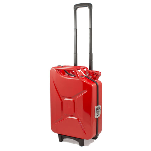 Trolley Tank - Tanica Rosso Red G-Case