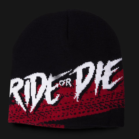 Beanie Cap Lana Ride or Die - Sourkrauts