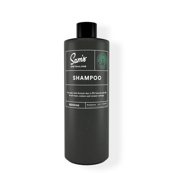 Shampoo 500ML - Wash - Sam's Detailing